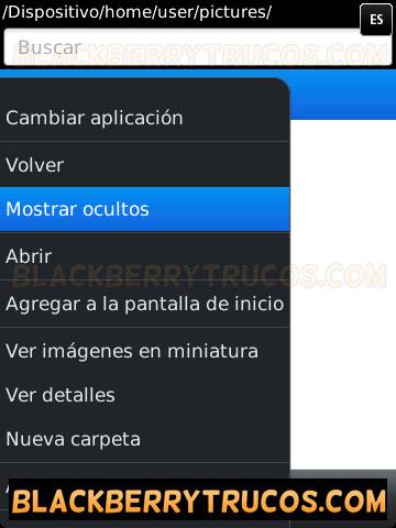 mostrar_ocultos_blackberry_