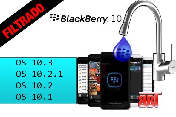 BlackBerry Trucos | Descargar Sistemas Filtrados y Oficiales Para