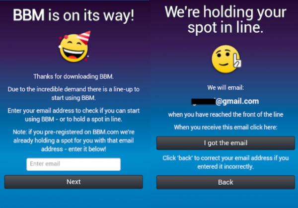 BBM-Signup