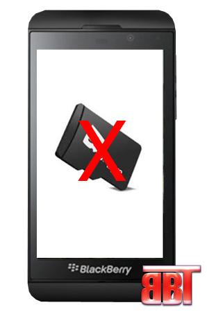 tarjeta de memoria blackberry z10