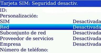 desactivada